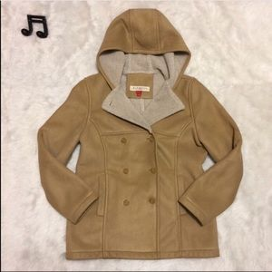 Maurice Faux Suede and Shearing Coat / Jacket